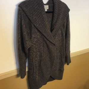 Hing Designed in Seattle Coat Sweater